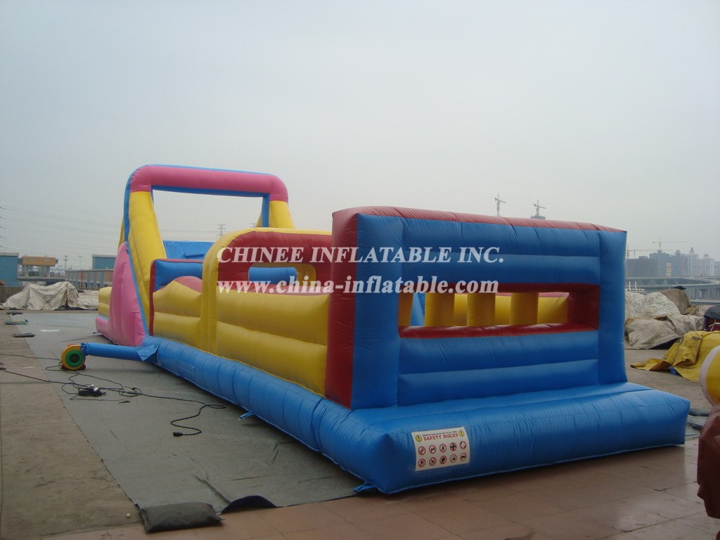 T7-244 Inflatable Obstacles Courses