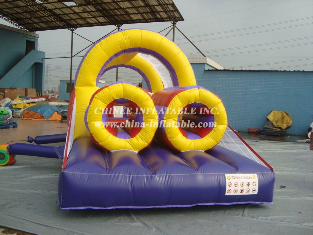 T7-246 Inflatable Obstacles Courses