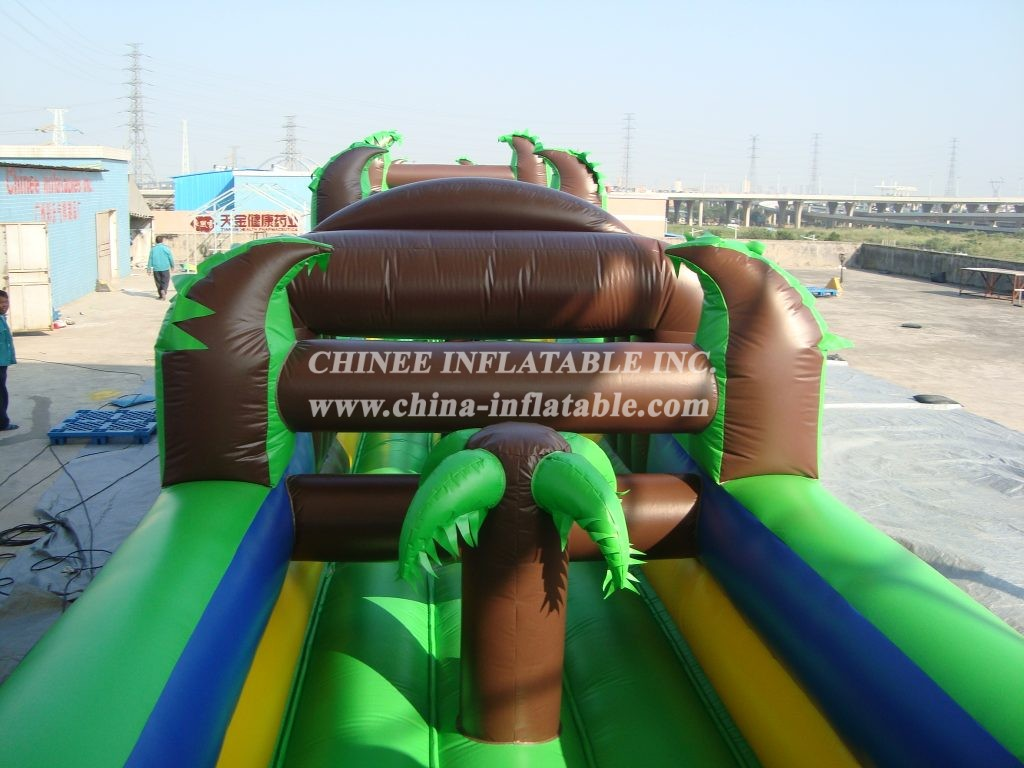 T7-257 Inflatable Obstacles Courses