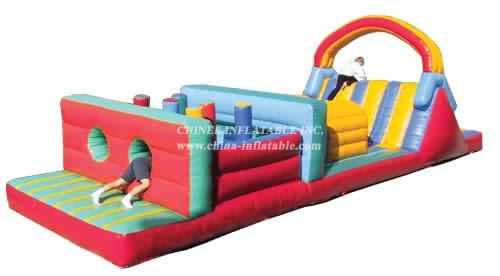 T7-271 Inflatable Obstacles Courses