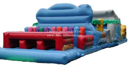 T7-277 Inflatable Obstacles Courses