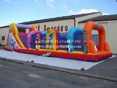 T7-279 Inflatable Obstacles Courses