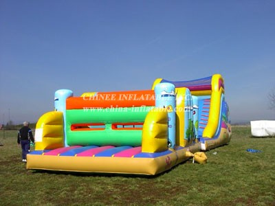 T7-280 Inflatable Obstacles Courses