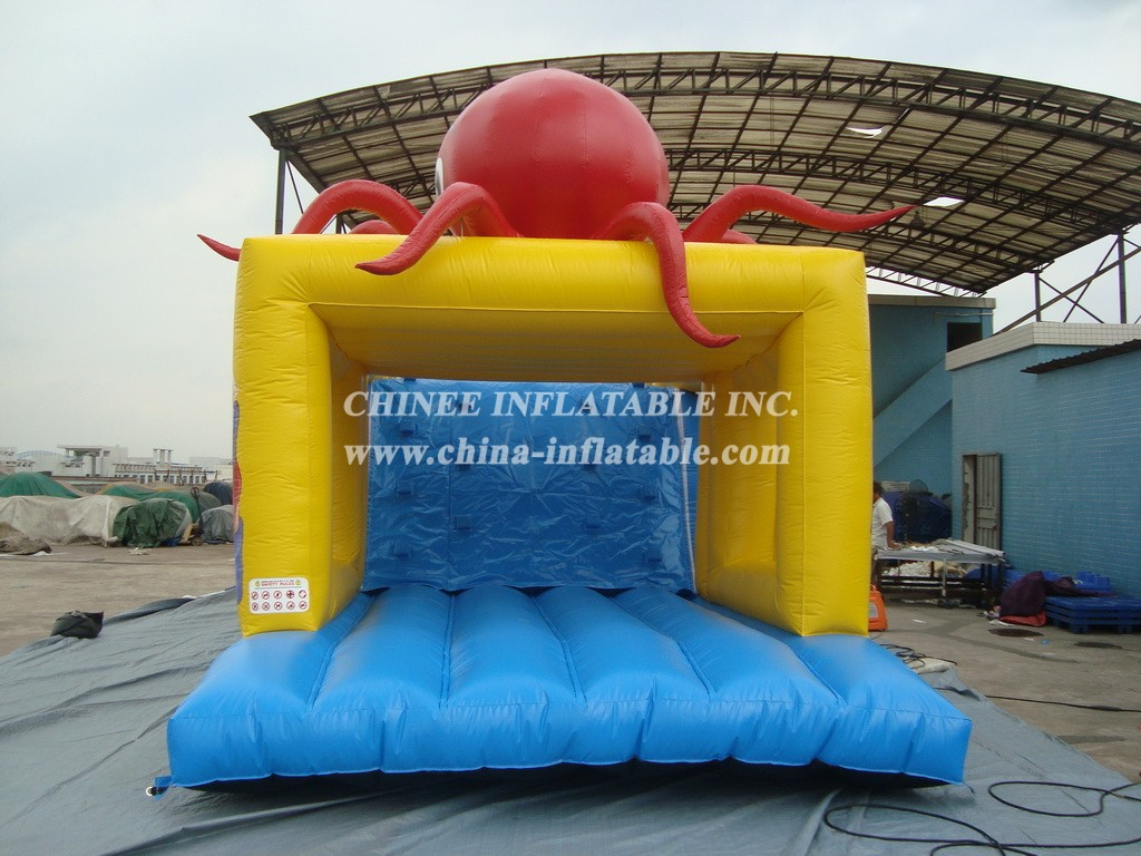 T7-284 Inflatable Obstacles Courses