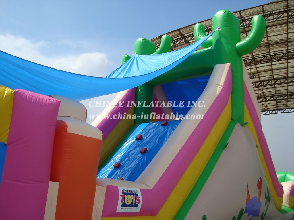 T7-291 Inflatable Obstacles Courses