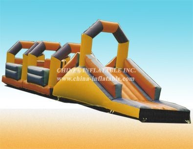 T7-301 Inflatable Obstacles Courses