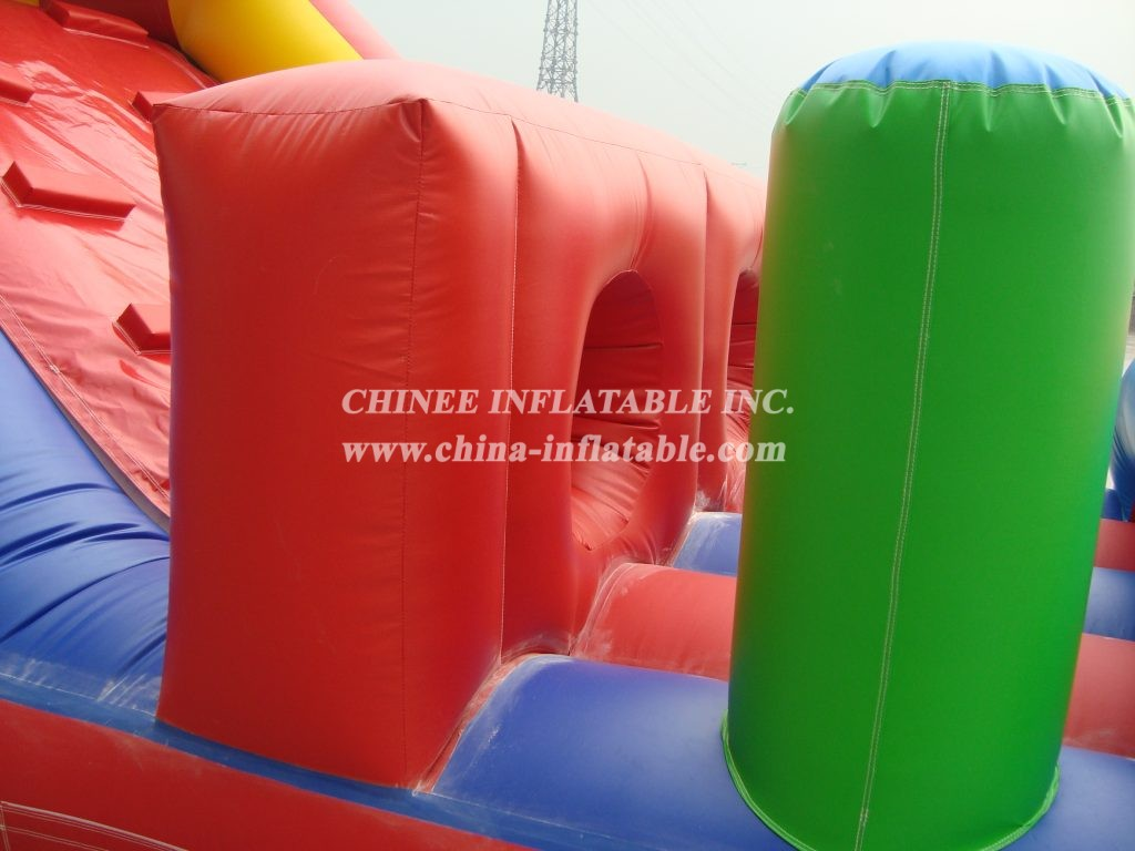 T7-312 Inflatable Obstacles Courses
