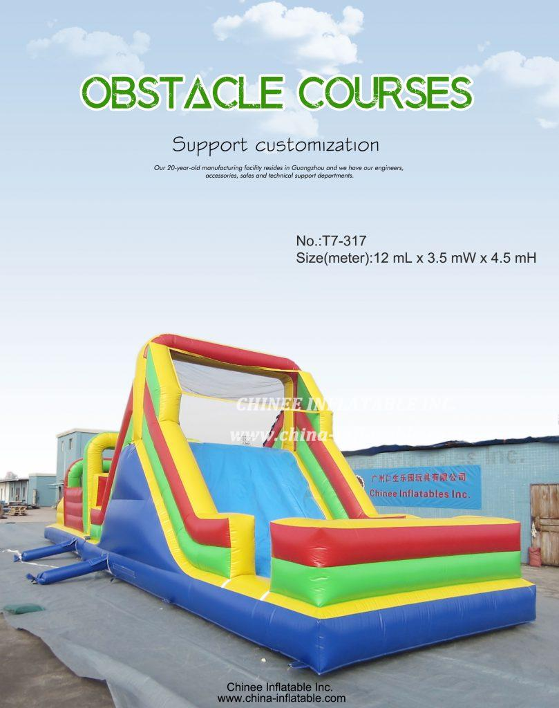 T7-317 - Chinee Inflatable Inc.