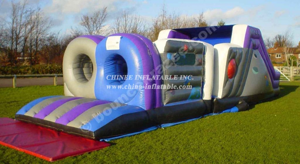 T7-322 Inflatable Obstacles Courses