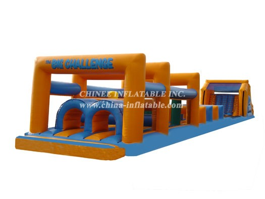 T7-325 Inflatable Obstacles Courses