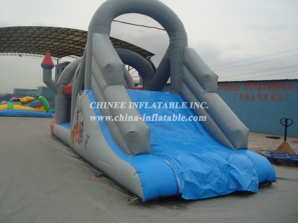 T7-329 Inflatable Obstacles Courses