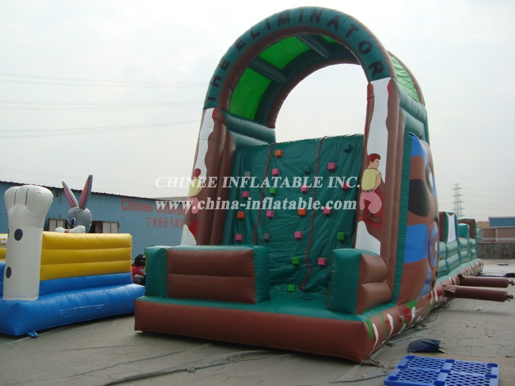 T7-464 Inflatable Obstacles Courses