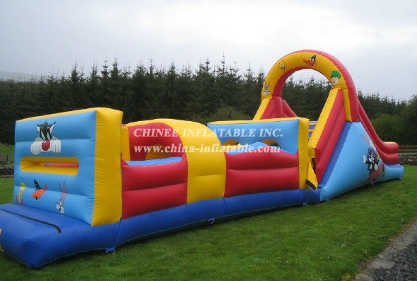 T7-333 Inflatable Obstacles Courses
