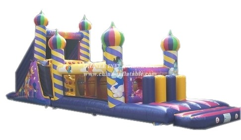 T7-344 Inflatable Obstacles Courses