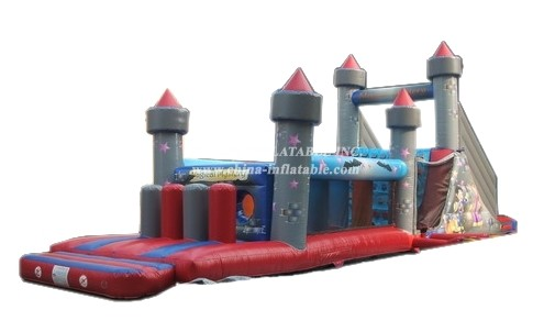 T7-345 Inflatable Obstacles Courses