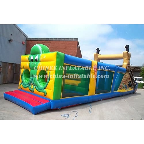 T7-348 Inflatable Obstacles Courses