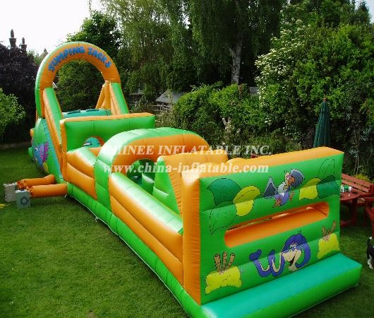 T7-352 Inflatable Obstacles Courses