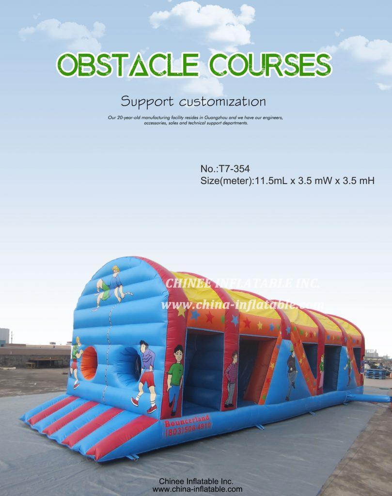 T7-354 - Chinee Inflatable Inc.