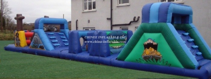 T7-361 Inflatable Obstacles Courses