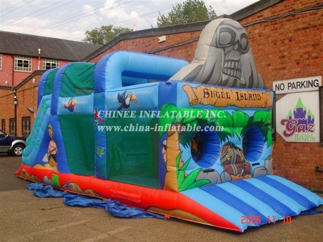 T7-363 Inflatable Obstacles Courses