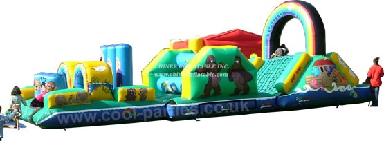 T7-369 Inflatable Obstacles Courses