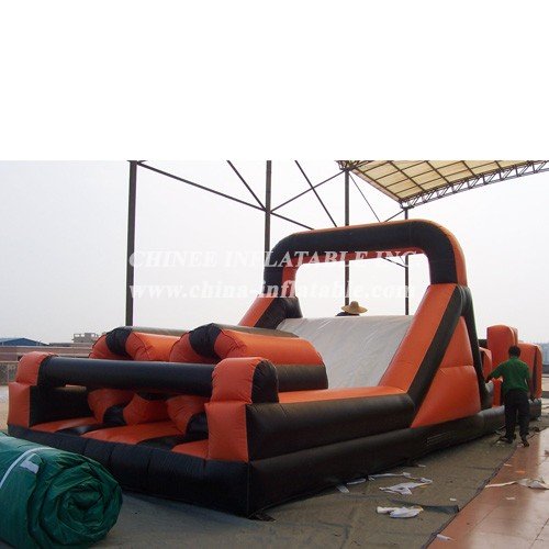 T7-400 Inflatable Obstacles Courses