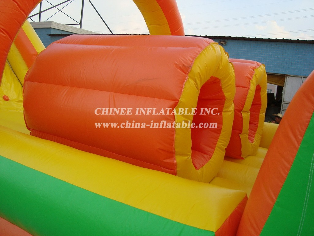 T7-412 Inflatable Obstacles Courses