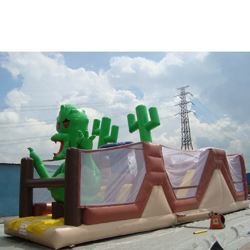 T7-416 Inflatable Obstacles Courses