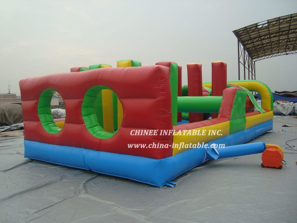 T7-438 Inflatable Obstacles Courses