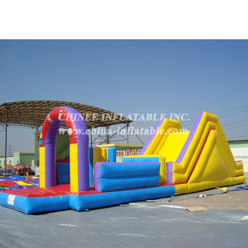 T7-448 Inflatable Obstacles Courses