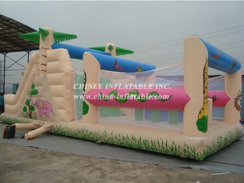 T7-489 Inflatable Obstacles Courses