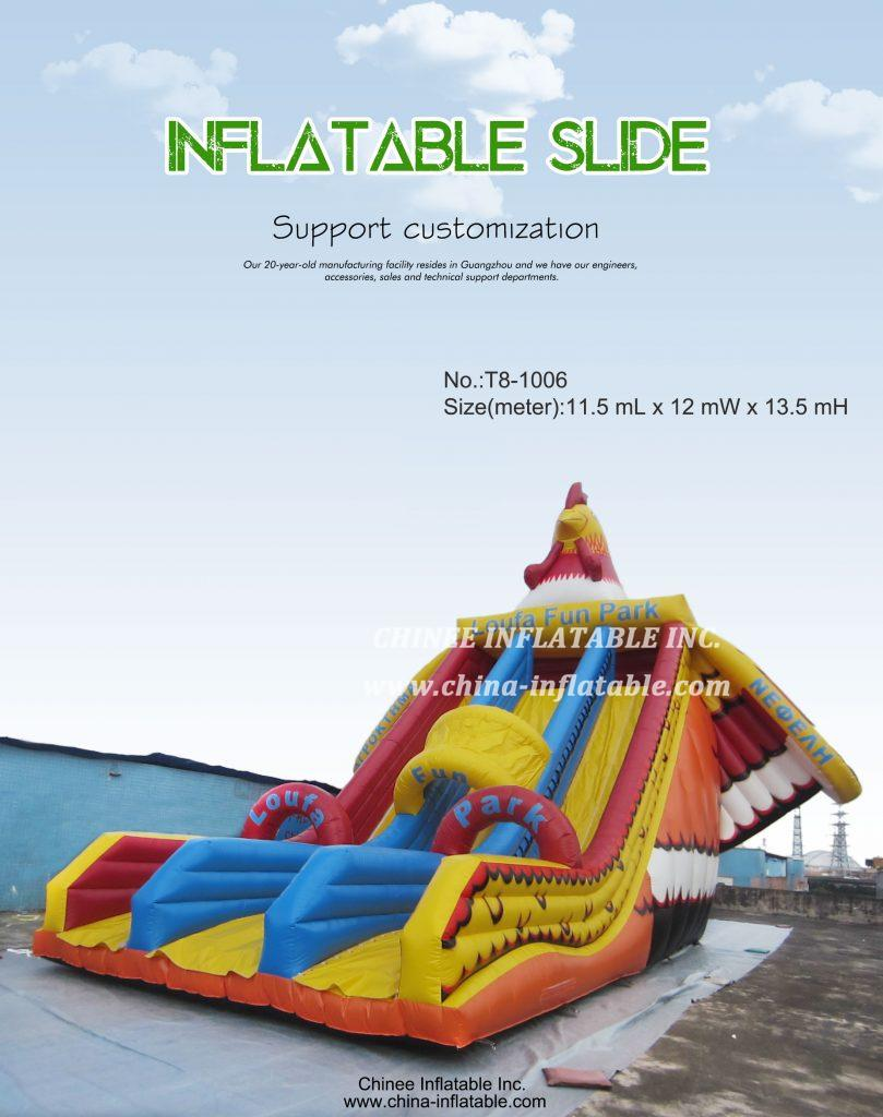 T8-1006 - Chinee Inflatable Inc.