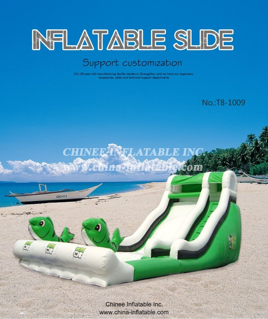 T8-1009 - Chinee Inflatable Inc.