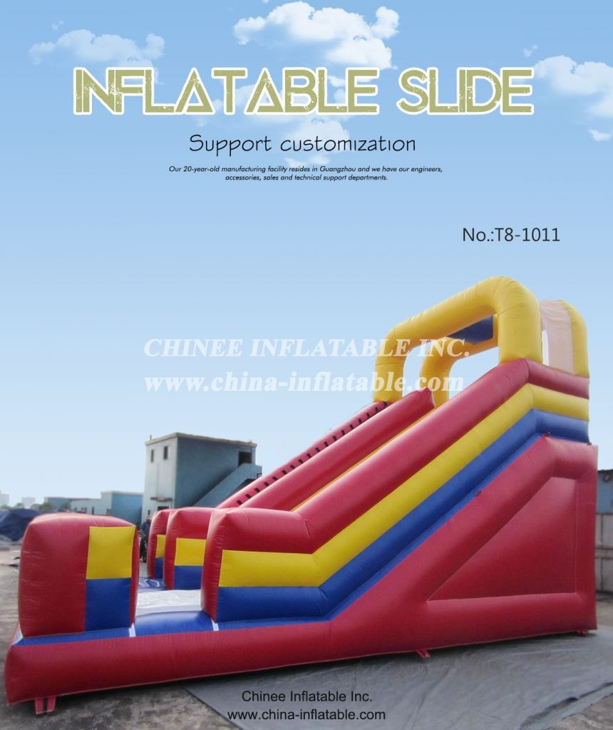 T8-1011 - Chinee Inflatable Inc.