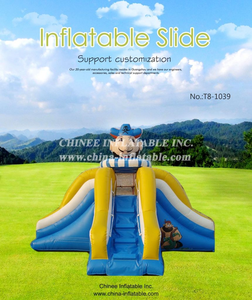 T8-1039 - Chinee Inflatable Inc.