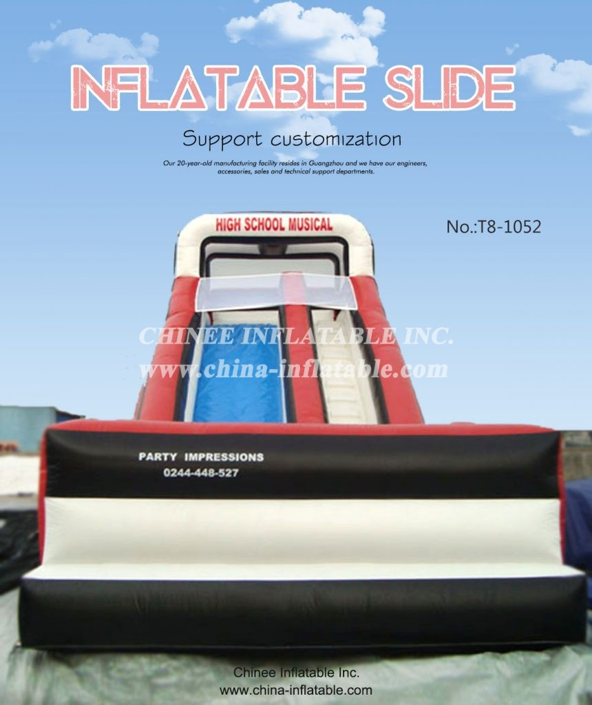 T8-1052 - Chinee Inflatable Inc.