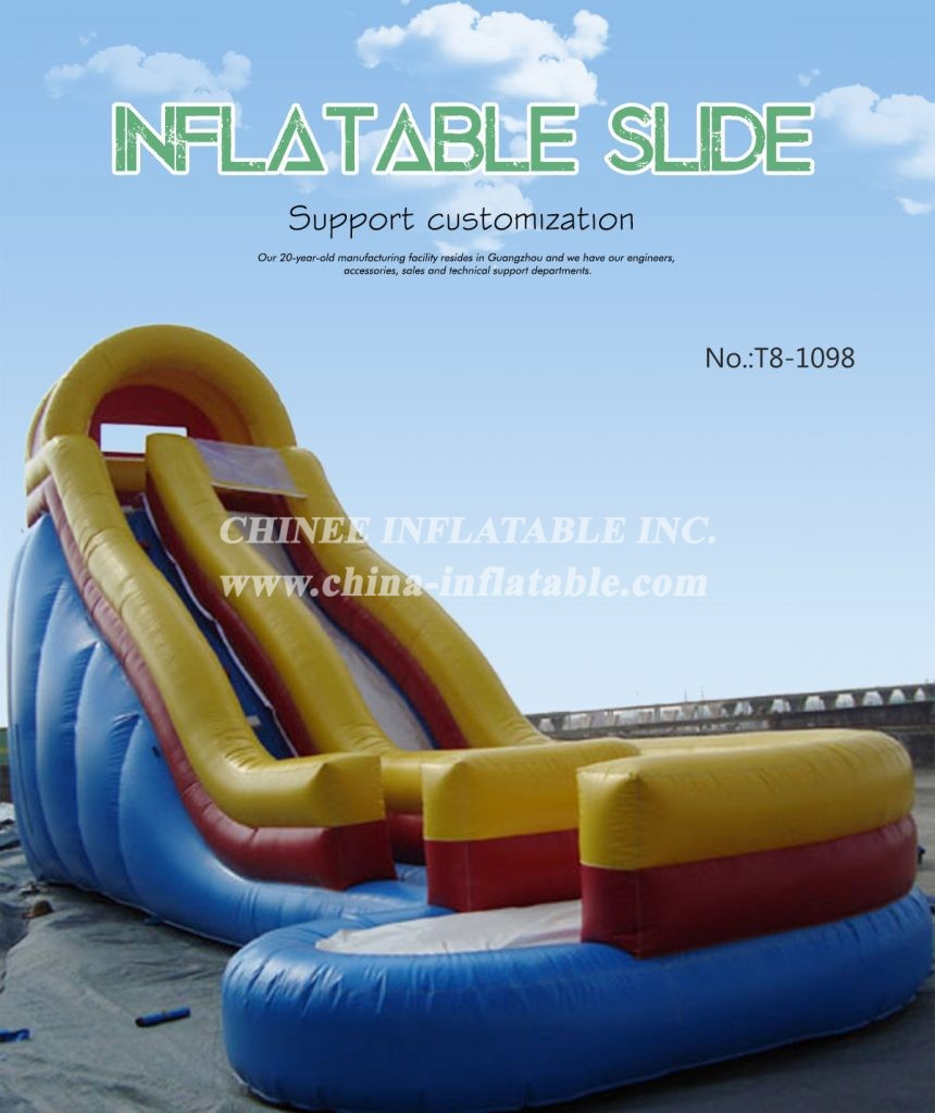 T8-1098 - Chinee Inflatable Inc.