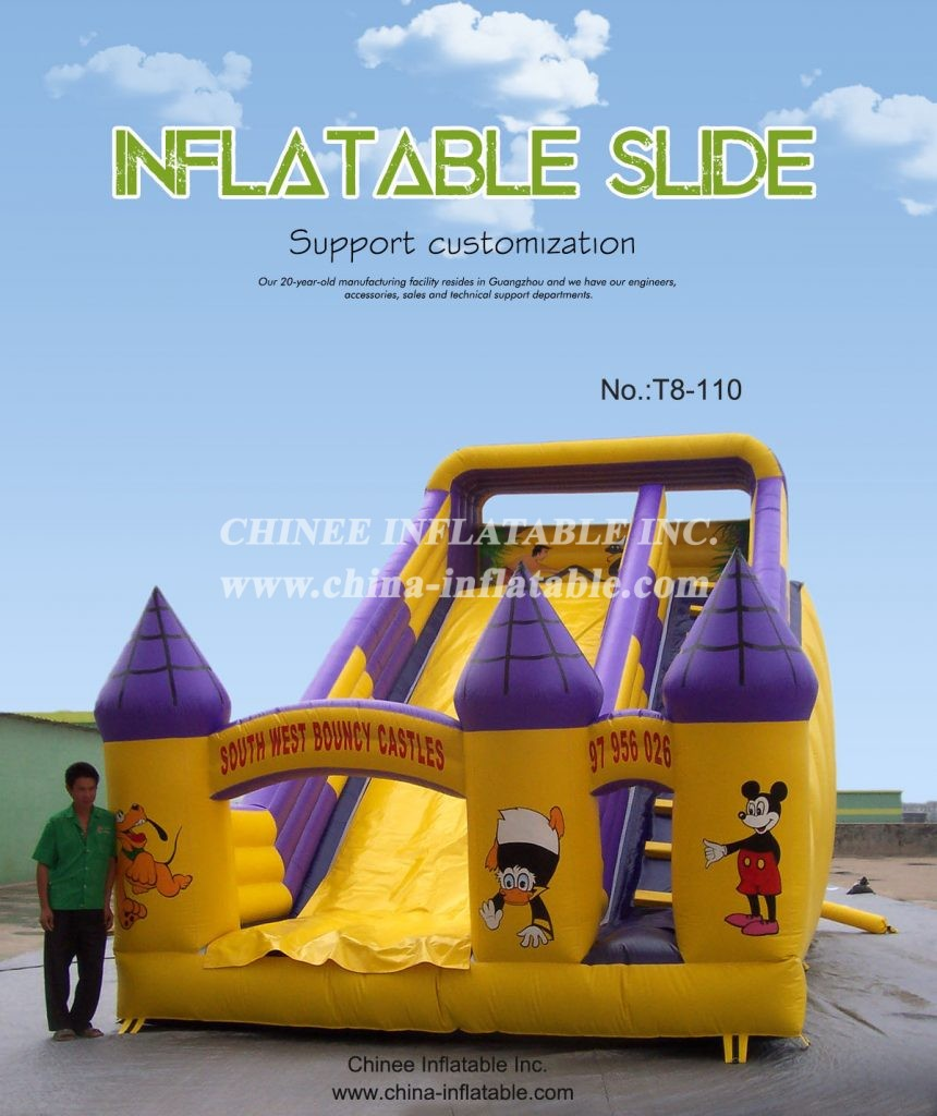 T8-110 - Chinee Inflatable Inc.