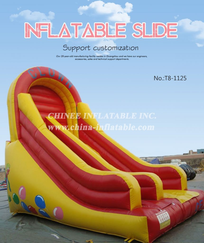 T8-1125 - Chinee Inflatable Inc.