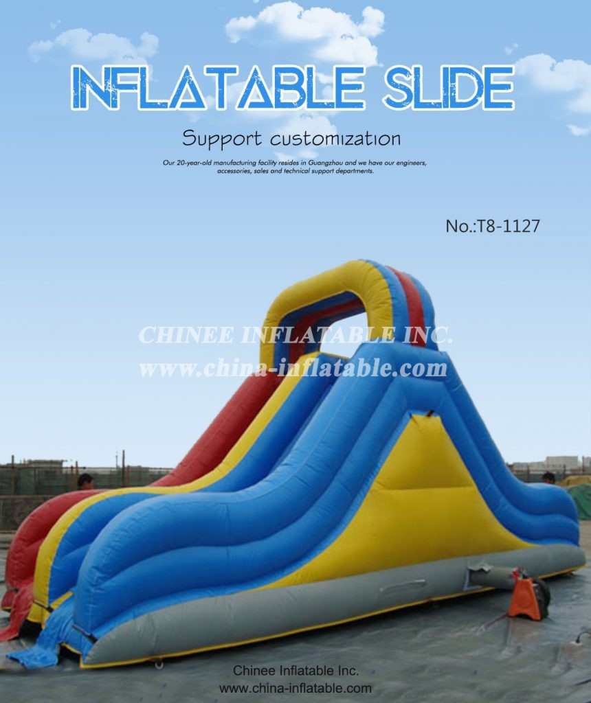 T8-1127 - Chinee Inflatable Inc.