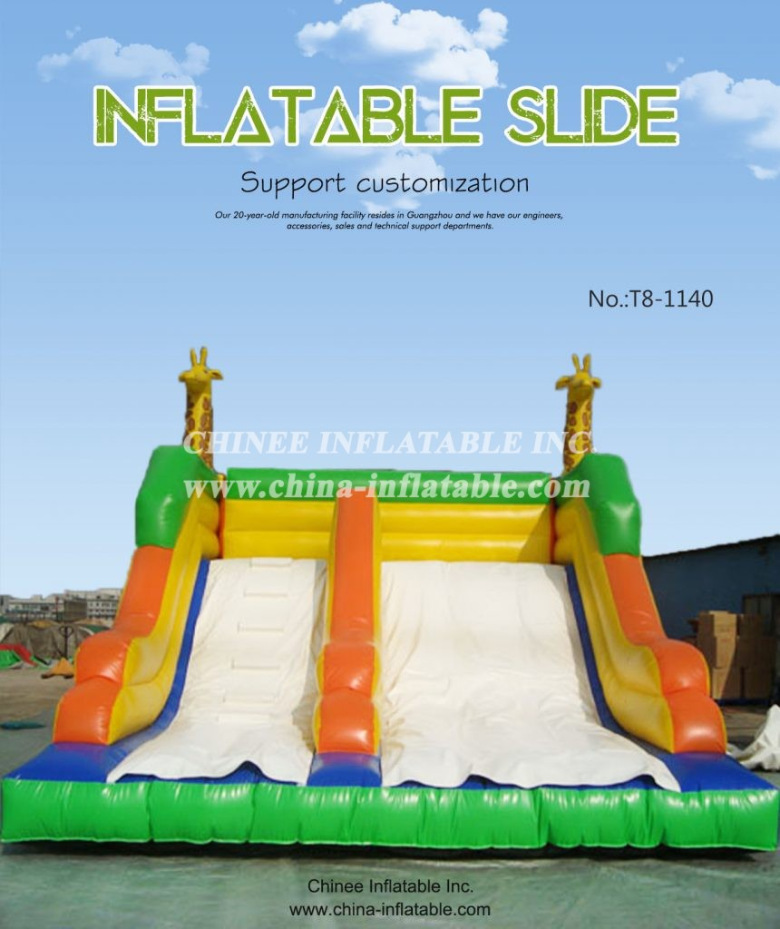 T8-1140 - Chinee Inflatable Inc.