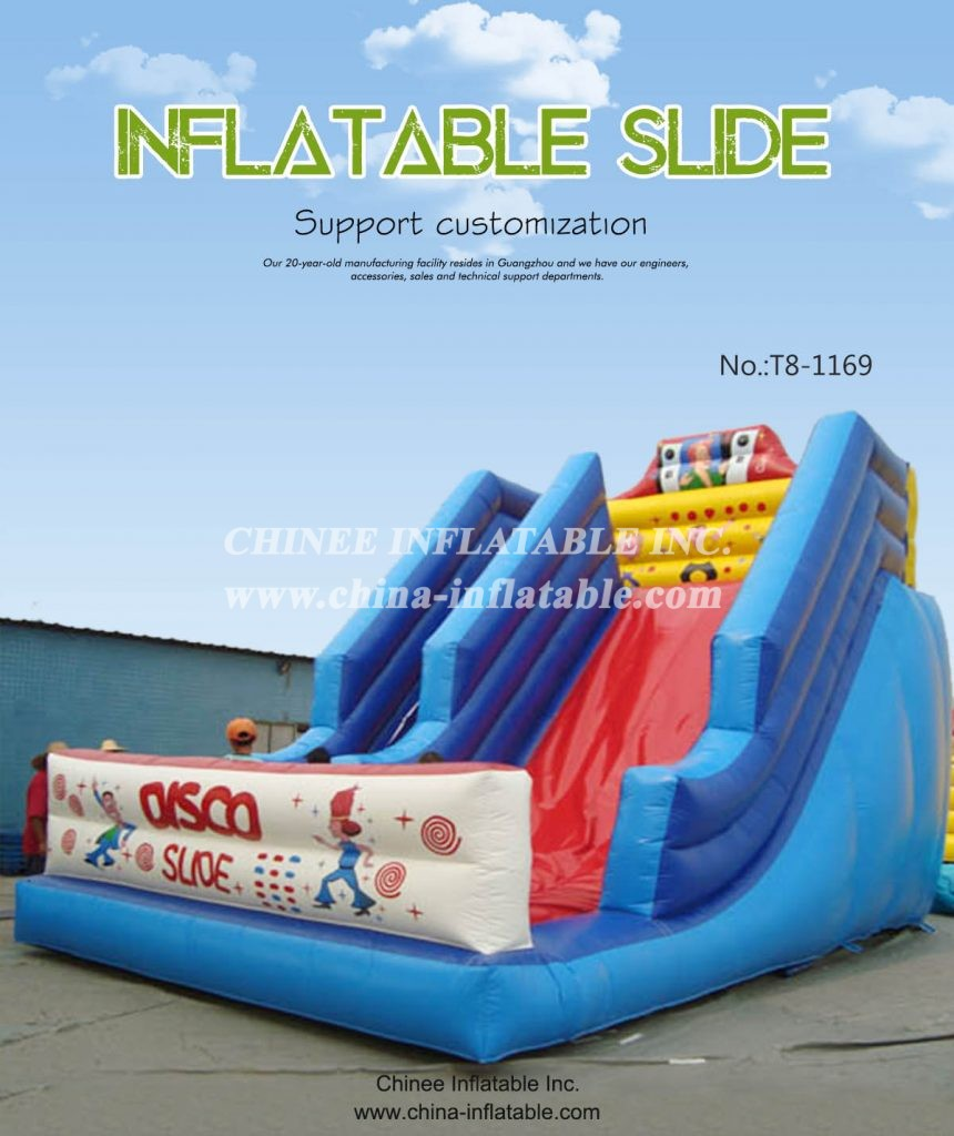 T8-1169 - Chinee Inflatable Inc.