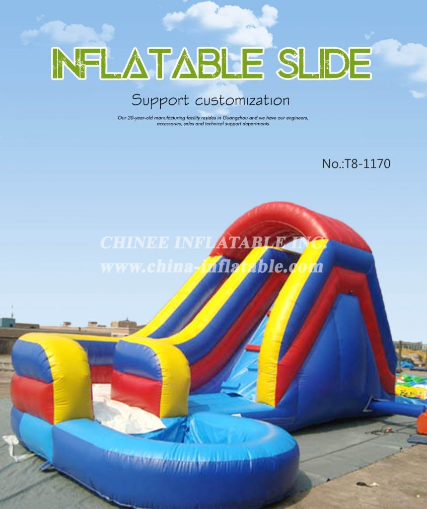 T8-1170 - Chinee Inflatable Inc.