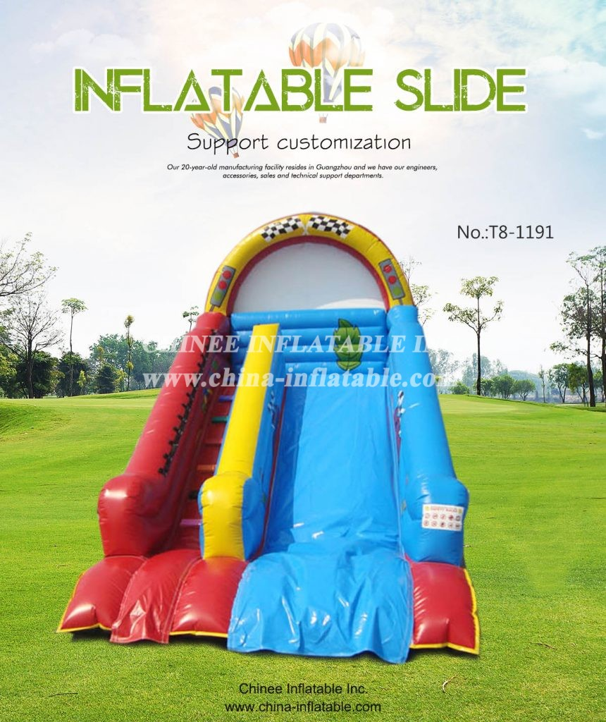 T8-1191 - Chinee Inflatable Inc.