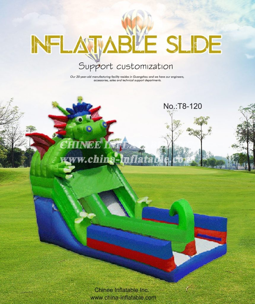 T8-120 - Chinee Inflatable Inc.