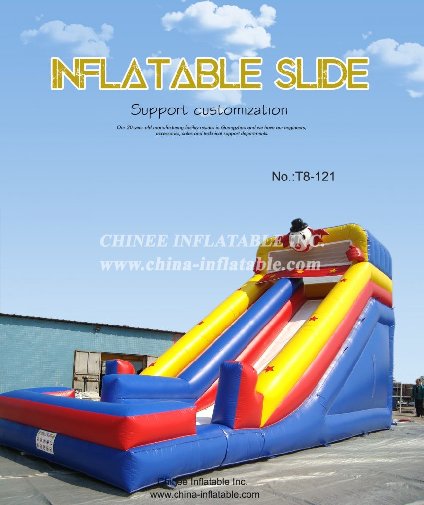 T8-121 - Chinee Inflatable Inc.