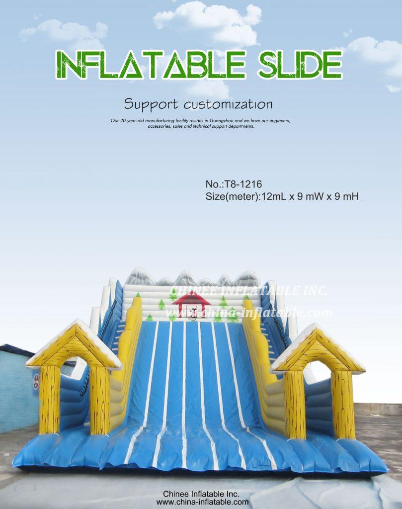 T8-1216 - Chinee Inflatable Inc.