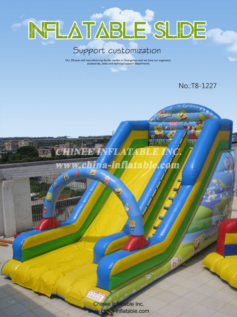 T8 -1227 - Chinee Inflatable Inc.