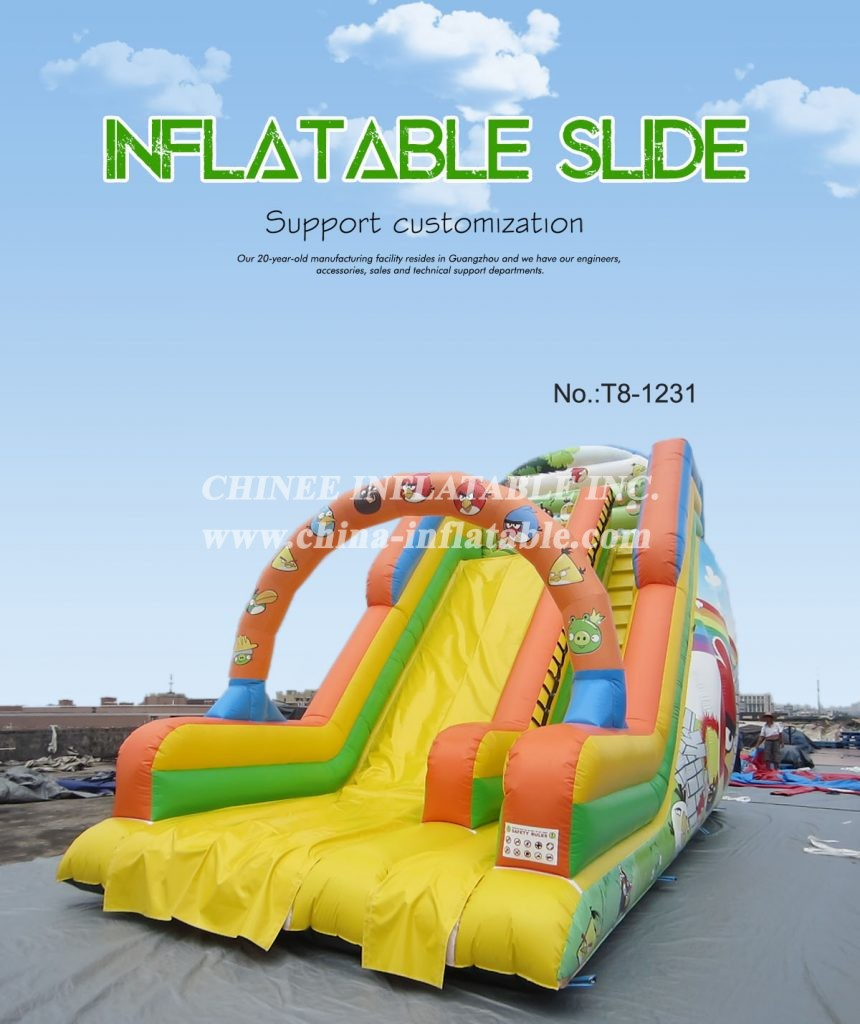 T8-1231 - Chinee Inflatable Inc.