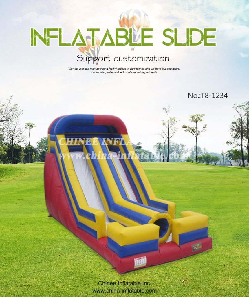 T8-1234 - Chinee Inflatable Inc.